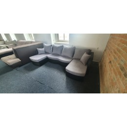 Egyenes korzika u alakú kanapé