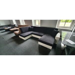 Barcelona u alakú kanapé