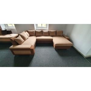 Amira u alakú kanapé
