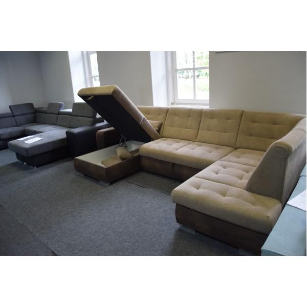 Dante + hr hab u alakú kanapé