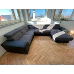 Petra + hr hab u alakú kanapé