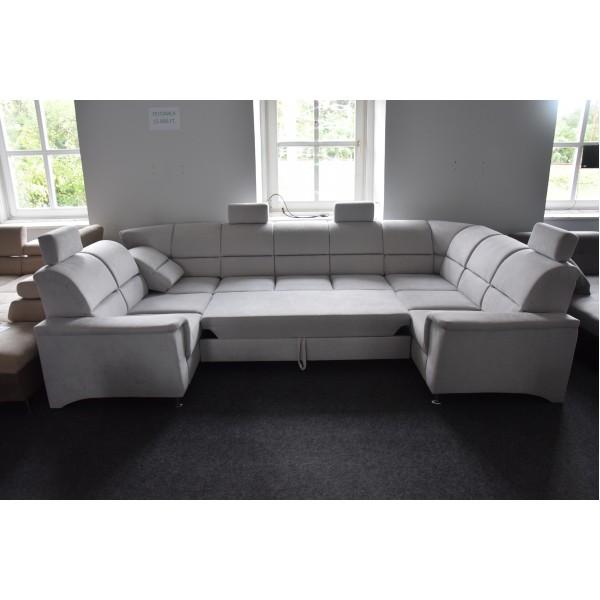 Milánó 2 u alakú kanapé