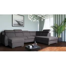 Timi 20 cm es karfával u alakú kanapé