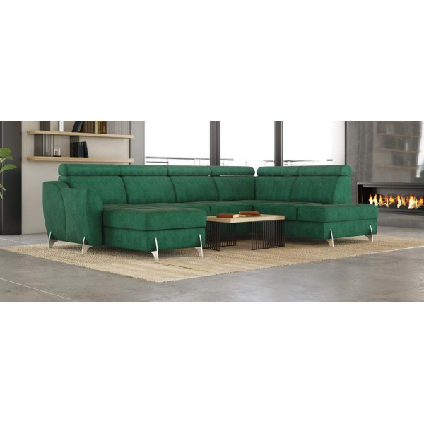 Corado u alakú kanapé