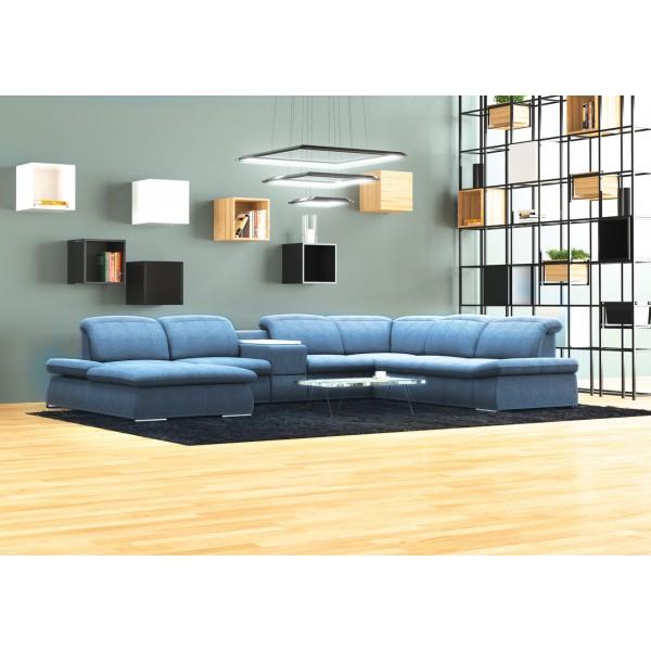 Mozart u alakú kanapé