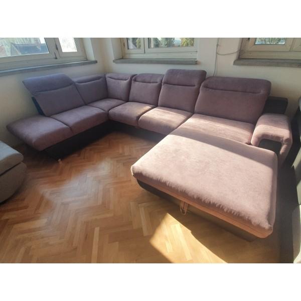 Panamera xl  u alakú kanapé