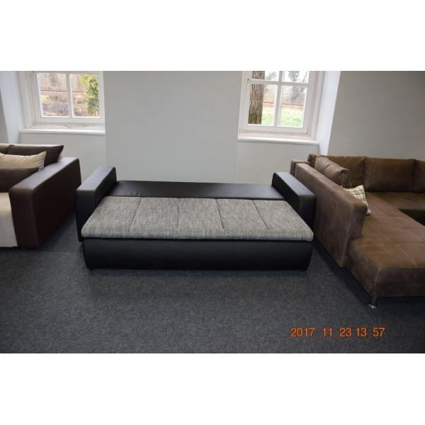 Alesia egyenes kanapé