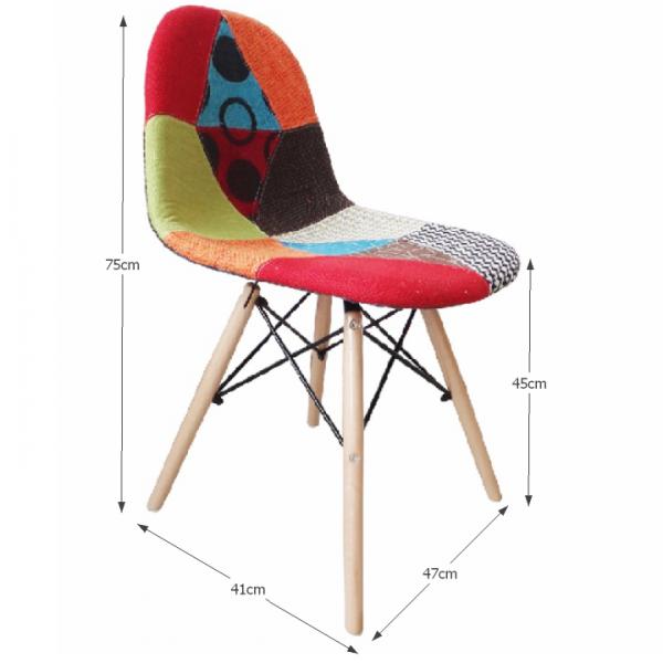 Candie new modern szék TYP 2