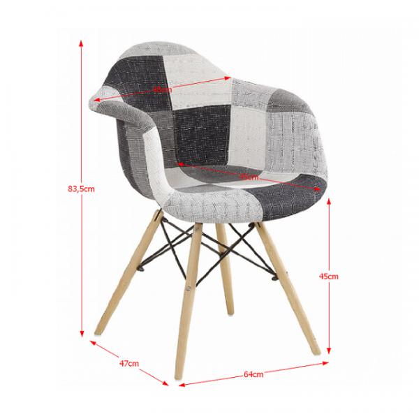 Kubis design szék