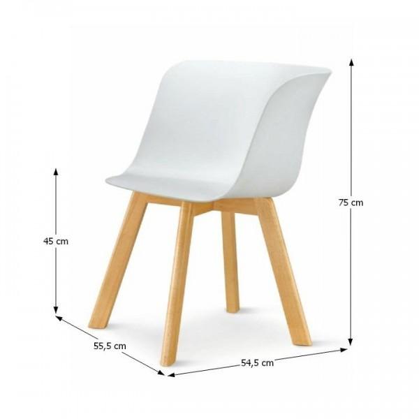 Levin modern design szék