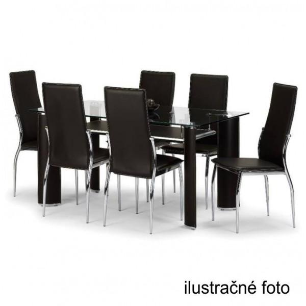 Solana krómozott szék