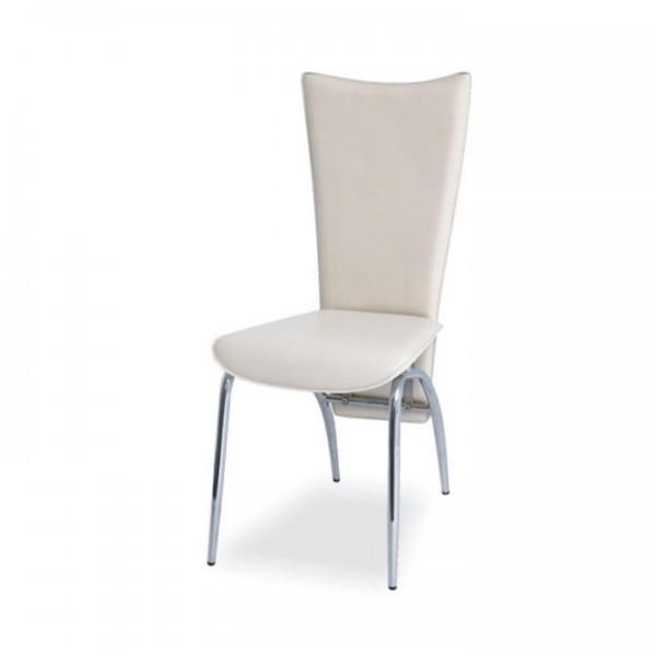 Vanda krómozott szék