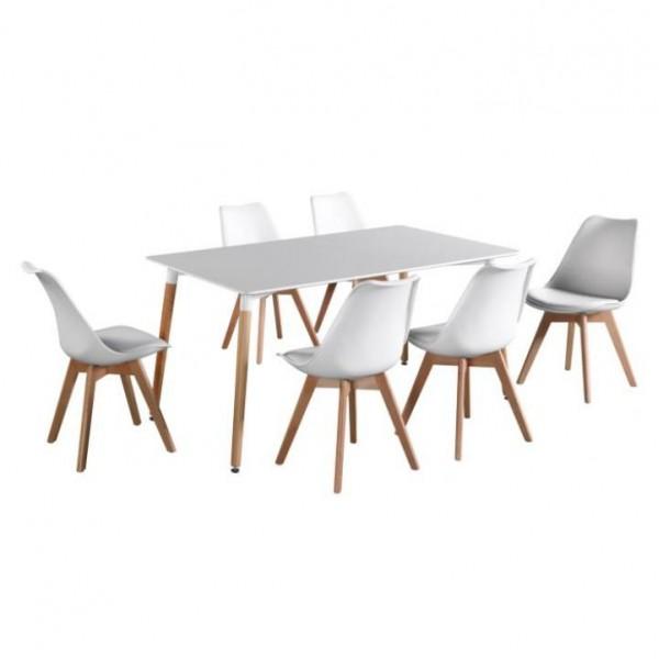 Didier 2 new étkezőasztal