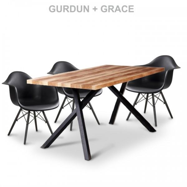 Gurdun étkezőasztal