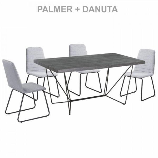 Palmer étkezőasztal