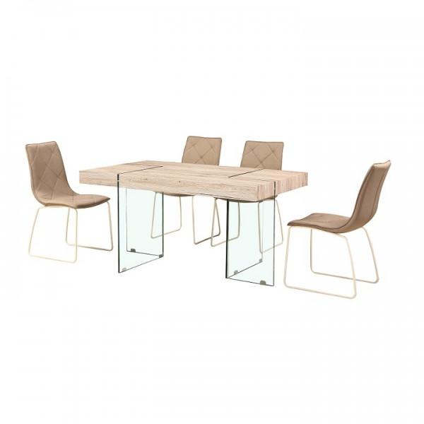 Paskal modern étkezőasztal