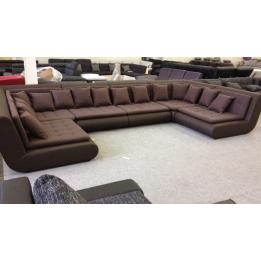 Extra u alakú kanapé